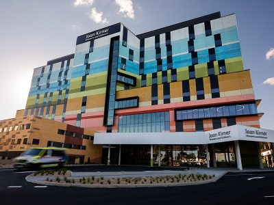 VHHSBA-Health-Joan-Kirner-Womens-and-Childrens-Hospital-front-external-May-2019-gallery